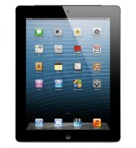 iPad 4 (with Retina display) 16GB WiFi+4G BLACK
