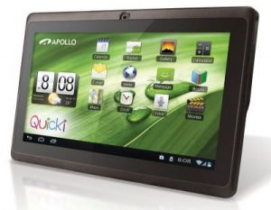 Apollo PC TABLET QUICKI 729