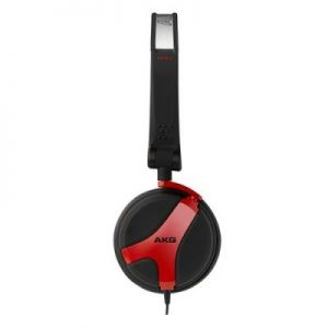 AKG K518 DJ Limited Edition Red