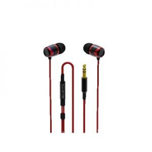 SoundMagic E10 Black-Red